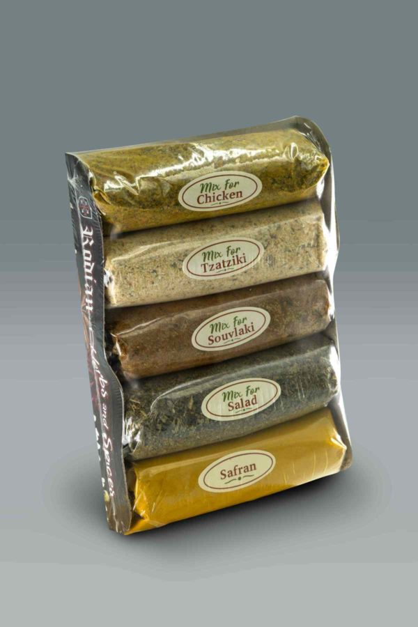 Order Online Greek Herbs & Spices from Rodos
