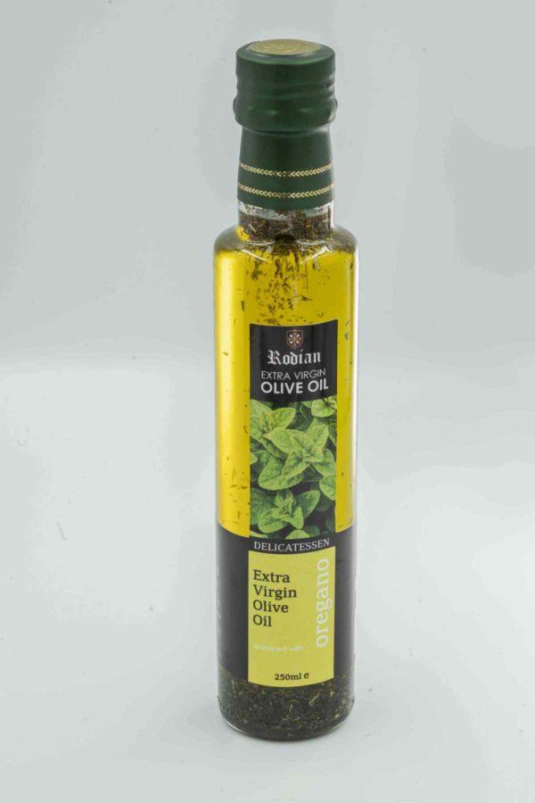 order greek flavoured olive oil - oregano olive oil