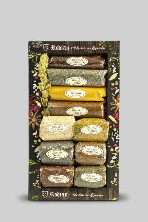 Order Online Greek Herbs & Spices from Rhodes island