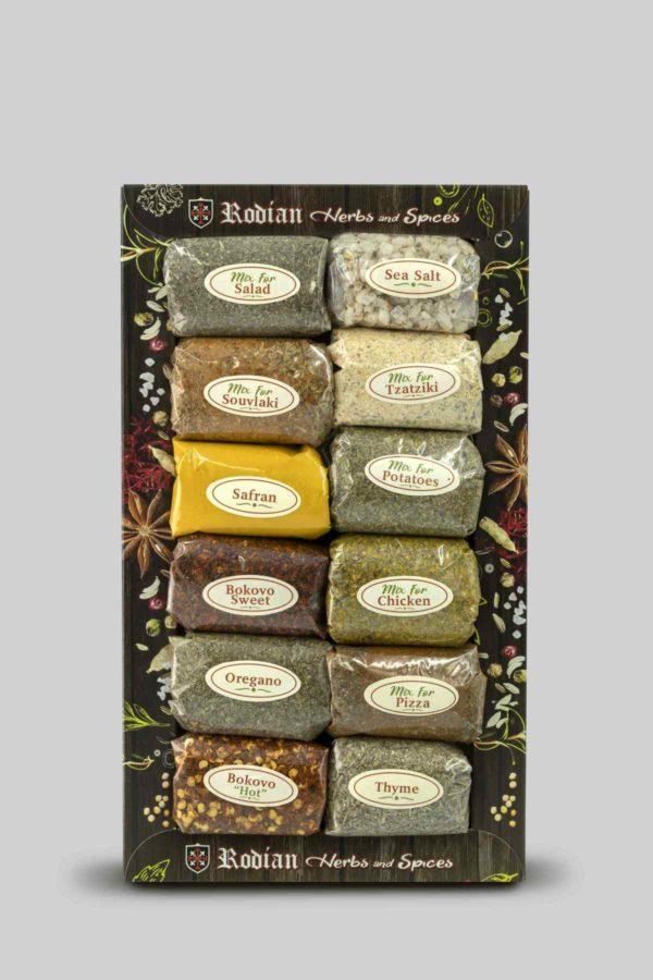 Order Online Greek Herbs & Spices from Rhodes