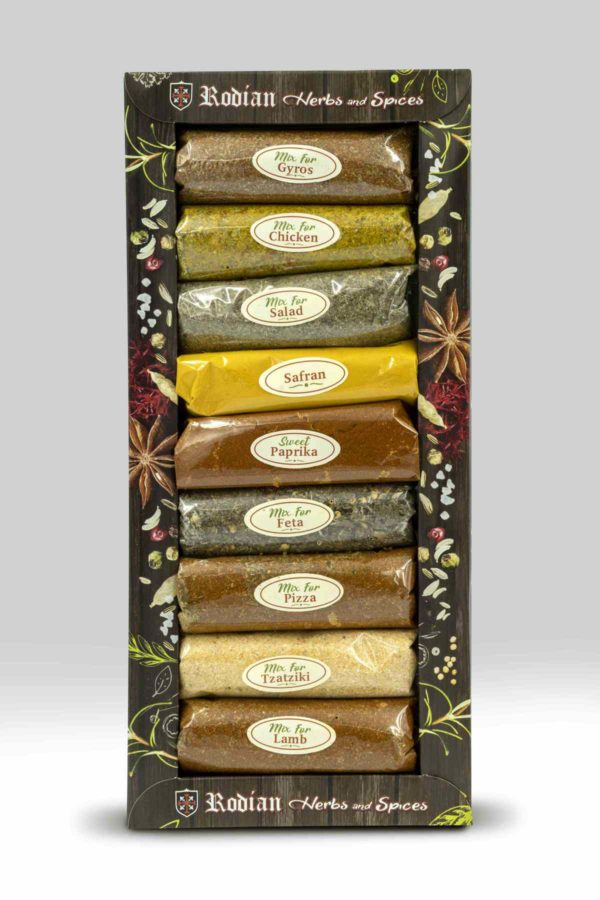 Order Online Greek Herbs & Spices from Rodos island