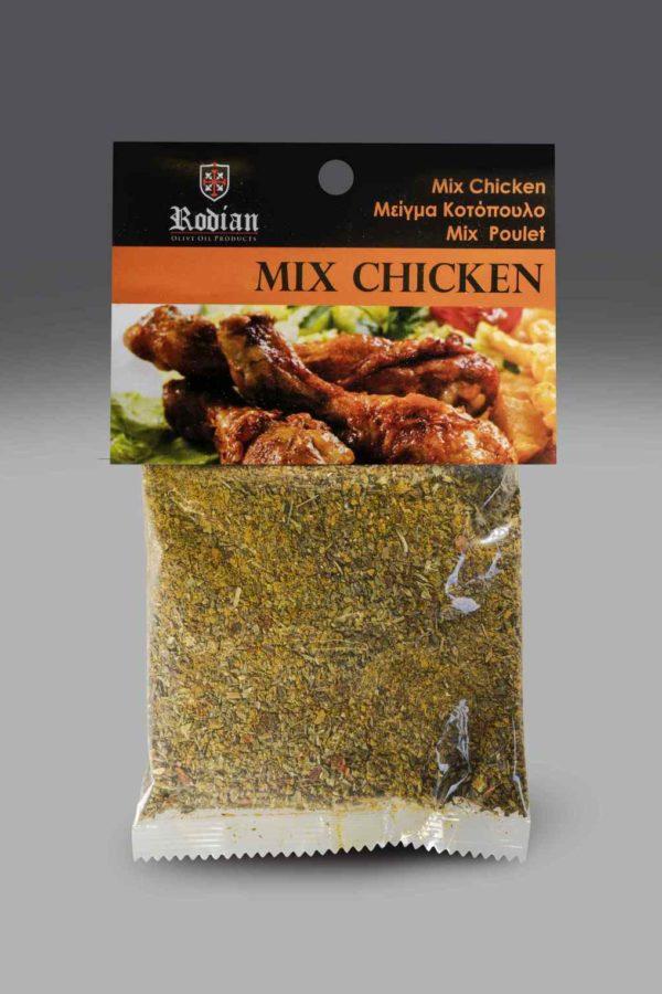 MIX chicken
