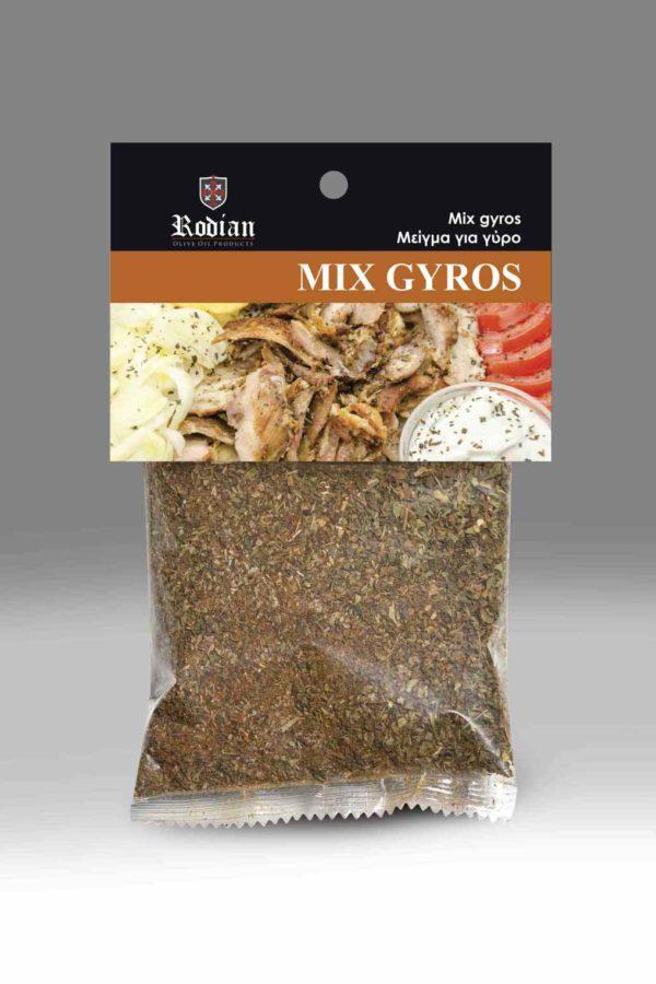 MIX gyros