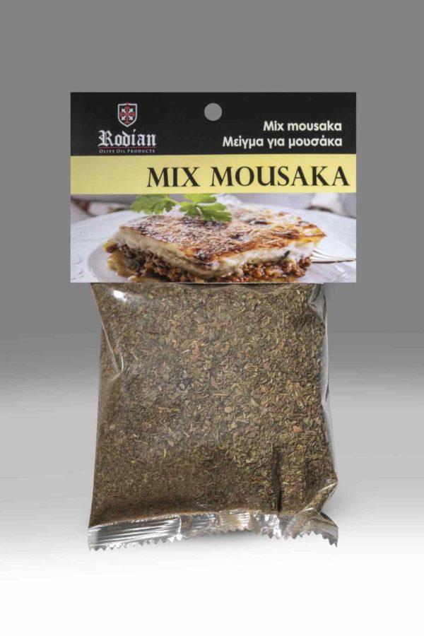 MIX mousaka