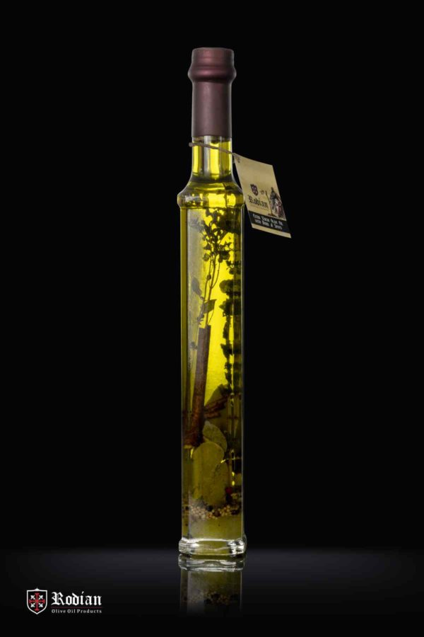 order greek flavoured olive oil - Quattro