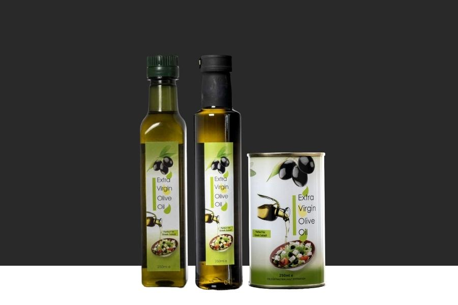 Buy Extra Virgin Olive Oil from Rhodes